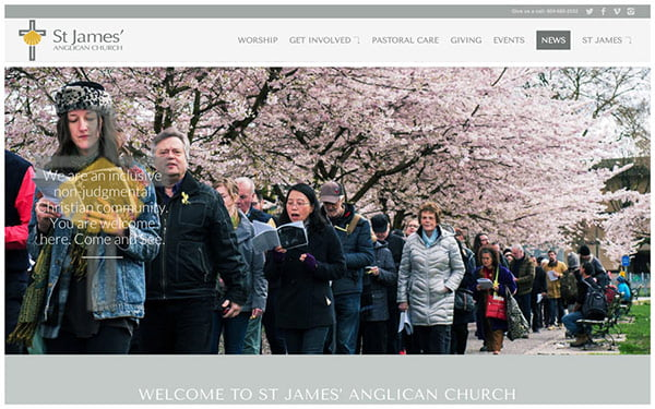 vancouver-church-webdesign-stjames
